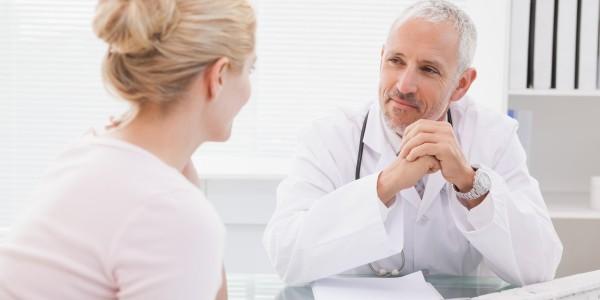 Ambulanter Arztbesuch